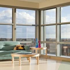 Respite Alcove - Patient Room Floors