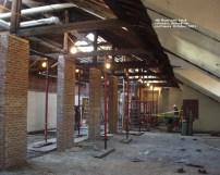 200110 - 4th floor new brick columns demolition continues