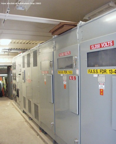 200205 - new electrical substation