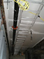 3rd floor cable tray