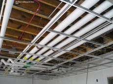 4th Floor Ceiling Grid
