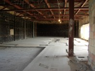 June 2004 - 5th Floor Demolition