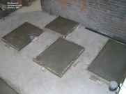 Mechanical equipment pads