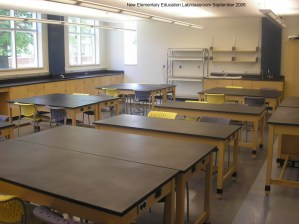 New Elementary Education Lab/Classroom