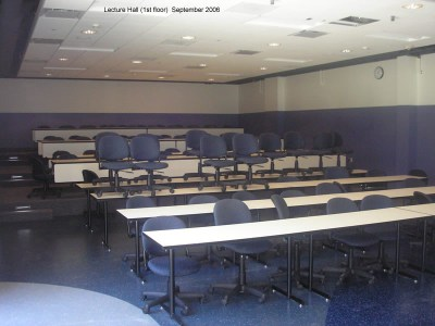 1st Floor Lecture Hall