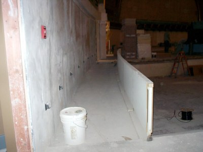 Ramp to Stage