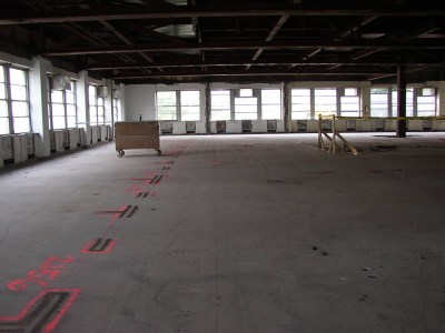 September 2004 - 2nd floor