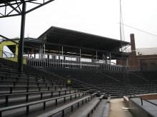 Stadium work from W