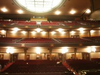 View of House from Stage