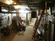 Air Handling Units in Lower level - North Addition