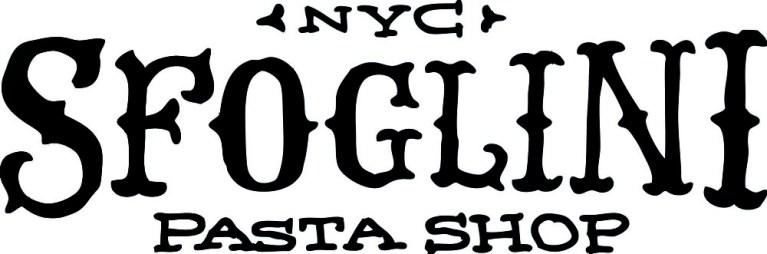 Sfoglini Pasta logo, an American organic grain pasta company