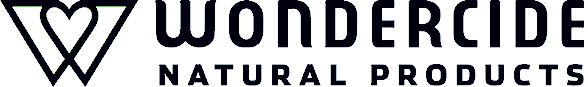 Wondercide logo, natural pest protection. As seen on Shark Tank.