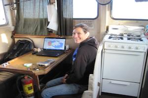 Gulf of Maine scallop survey