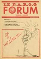 Le FAROG FORUM, 11.4
