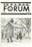 Le FAROG FORUM, 15.8