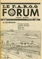 Le FAROG FORUM, 8.1