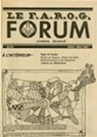 Le FAROG FORUM, 8.7/8