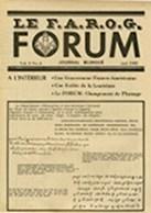 Le FAROG FORUM, 9.6
