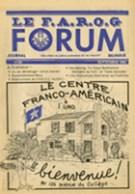 Le FAROG FORUM, 12.1