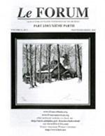 Le FORUM, 31.4/5