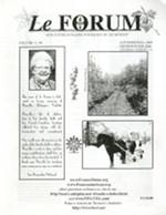 Le FORUM, 31.6