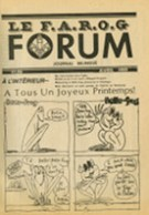 Le FAROG FORUM, 7.7