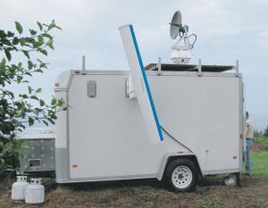 New Jersey Audubon radar system