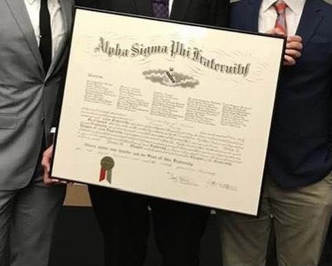 Alpha Sigma Phi Charter