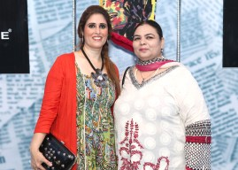 tehmina with sussie