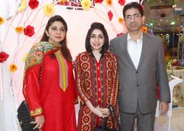 MR&MRS Hanif Balwani