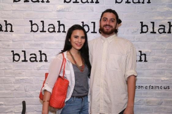 Zoe Viccaji & Adnan