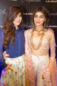 Areeba Habib with Sadaf Kanwal_512x768