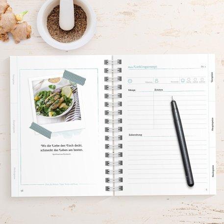 Geschenke für Veganer: DIY Rezeptbuch