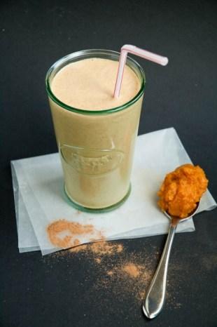 Pumpkin Spice Smoothie Recipe   Umami Girl