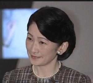 特別展「世界遺産 ラスコー展」秋篠宮紀子さま