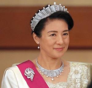 ベルギー国王夫妻歓迎宮中晩さん会雅子さま