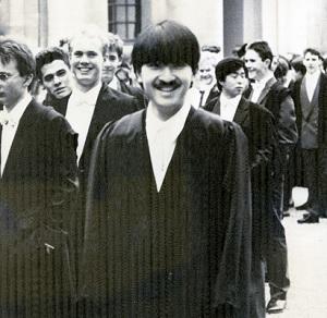 オックスフォード大学1988年秋篠宮殿下(礼宮様)