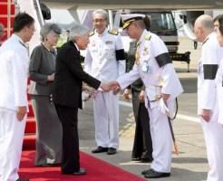 天皇皇后両陛下がタイをご訪問