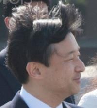 皇太子の髪型シリーズ