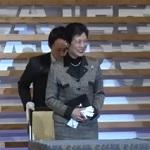 高円宮久子妃殿下第24回読売演劇大賞贈賞式