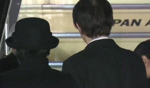 秋篠宮両殿下がお迎え(ベトナム、タイからご帰国の両陛下を)