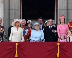 英王室ご一家