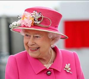 エリザベス女王90才その2