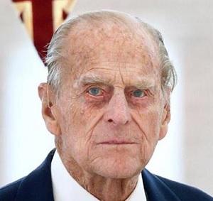 フィリップ殿下96歳