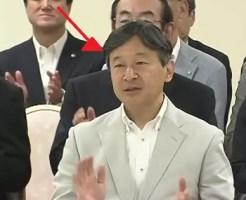 退屈そうな皇太子殿下IN奈良