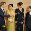 雅子さまデンマーク皇太子夫妻とレセプションに出た!