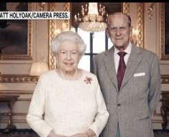 エリザベス女王結婚70周年