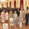 雅子さまも出席・宮中晩さん会とアンリ大公主催のコンサート