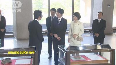 秋篠宮殿下紀子妃殿下鹿児島訪問