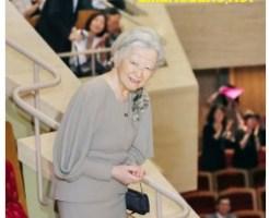 皇后陛下豪被害だが、音楽会へ